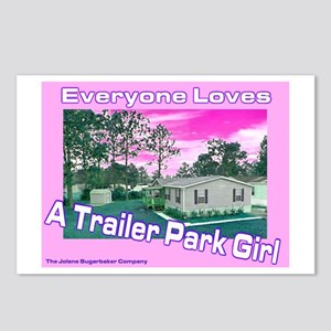 A Trailer Park Girl Postcards (Package of 8)