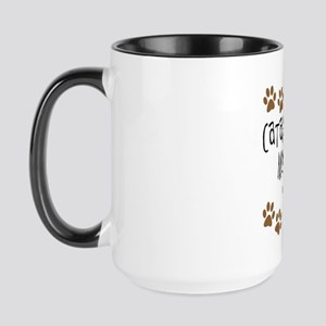 Catahoula Mom Large Mug