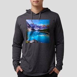Beautiful Mountain Landscape Long Sleeve T-Shirt