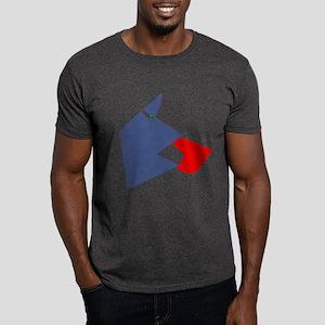 Valentine Heart Bite Dark T-Shirt