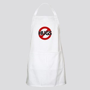Hugs Not Allowed BBQ Apron