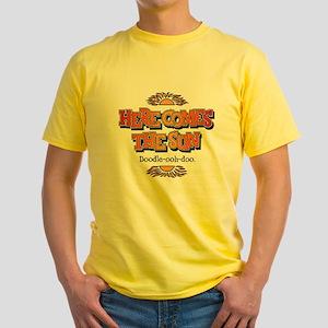 Here Comes The Sun Women's Light T-Shirt