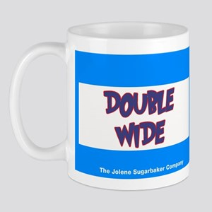 Double Wide Mug