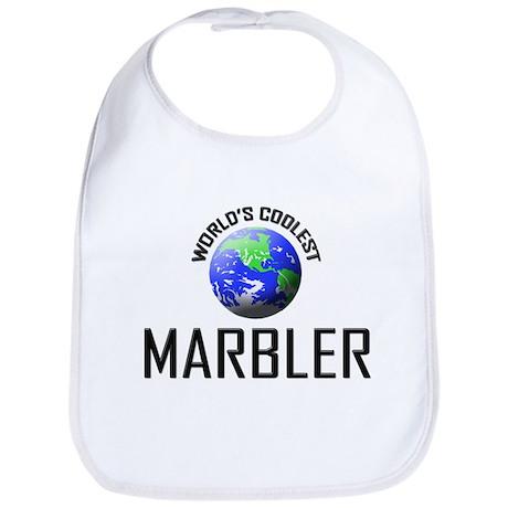 World's Coolest MARBLER Bib