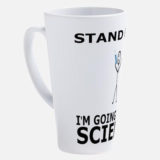 Unique Science 17 oz Latte Mug