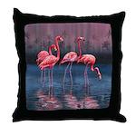 Flamingo Throw Pillow