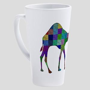 CAMEL SHAPED 17 oz Latte Mug