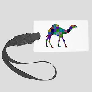 CAMEL SHAPED Luggage Tag