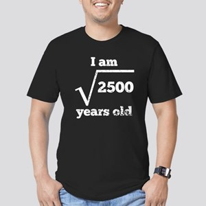 50th Birthday Square Root T-Shirt