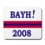 Evan Bayh <BR>Mousepad
