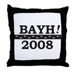 Evan Bayh <BR>Throw Pillow