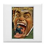 Royal Lilliputians Tile Coaster