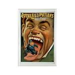 Royal Lilliputians Rectangle Magnet (100 pack)