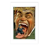 Royal Lilliputians Postcards (Package of 8)