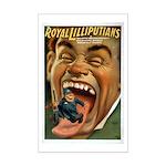 Royal Lilliputians Mini Poster Print