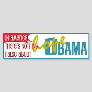 Obama Hope Bumper Sticker