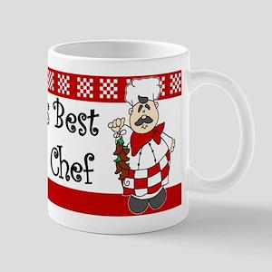 Fat Italian Chef Mug
