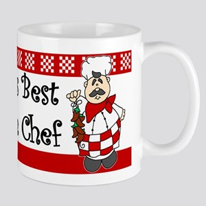 Fat French Chef Mug