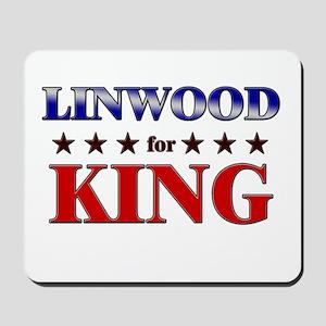 LINWOOD for king Mousepad