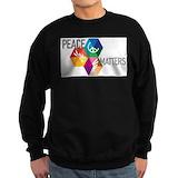 Human rights Sweatshirt (dark)