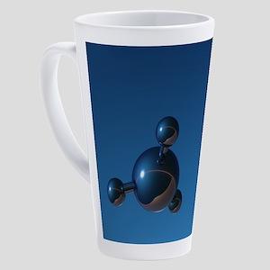 elementary 17 oz Latte Mug