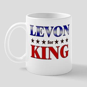 LEVON for king Mug