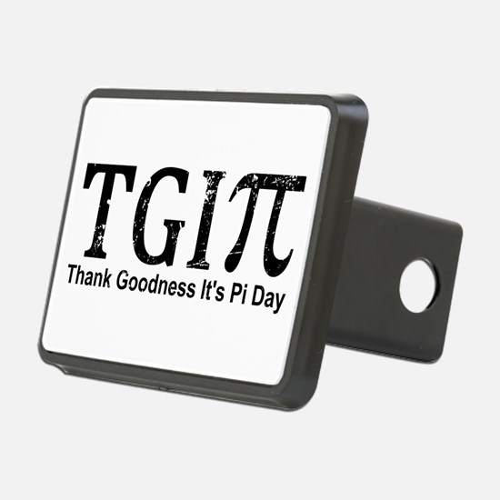 TGIPi - Thank Goodness It' Hitch Cover
