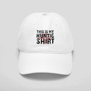This Is My Hunting Shirt Baseball Cap
