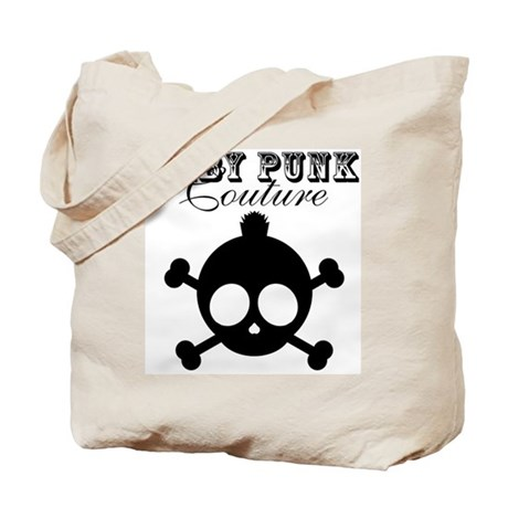 Baby Punk Couture Skull Tote