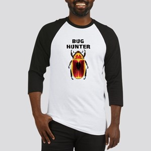 Bug Hunter Baseball Jersey