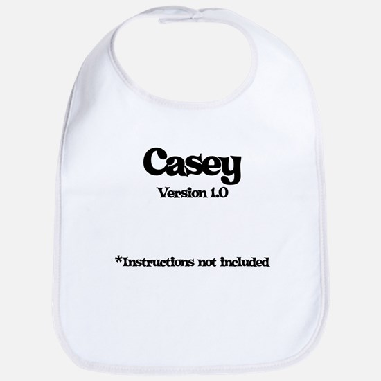 Casey - Version 1.0 Bib