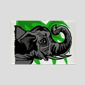 ELEPHANT (30) Rectangle Magnet