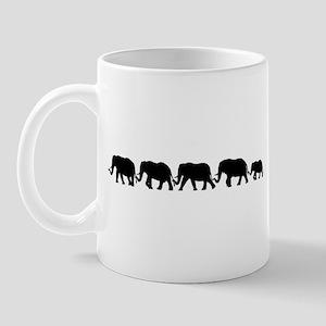 ELEPHANT LINE Mug