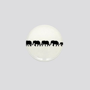 ELEPHANT LINE Mini Button