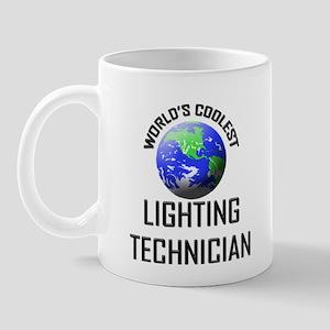World's Coolest LIGHTING TECHNICIAN Mug