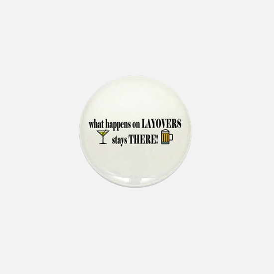 What Happens.. Mini Button