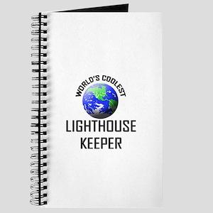 World's Coolest LIGHTHOUSE KEEPER Journal