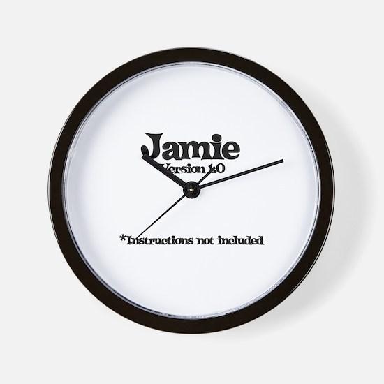 Jamie - Version 1.0 Wall Clock