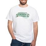 MOOD Rings White T-Shirt