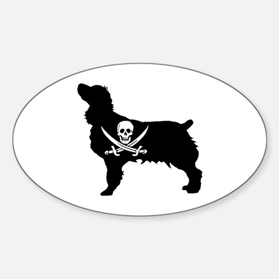 Pirate Boykin Decal
