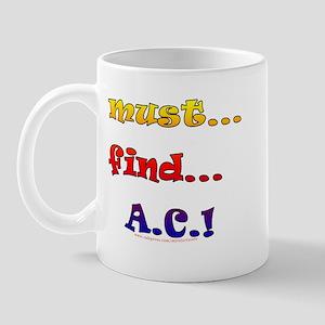 Funny Hot Summer Joke Mug