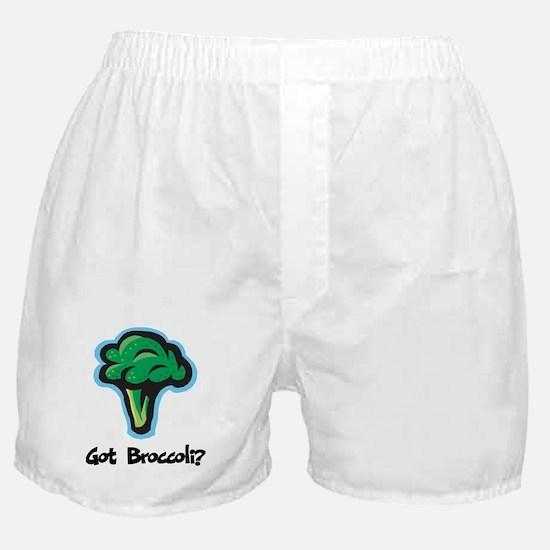 Got Broccoli Boxer Shorts