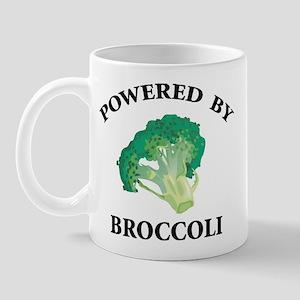 Powered By Broccoli Mug