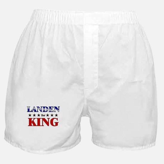 LANDEN for king Boxer Shorts