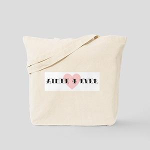 Aimee 4 ever Tote Bag