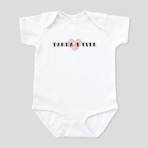 Danna 4 ever Infant Bodysuit