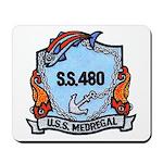 USS MEDREGAL Mousepad