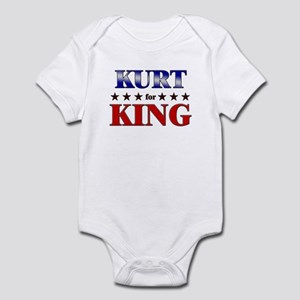 KURT for king Infant Bodysuit