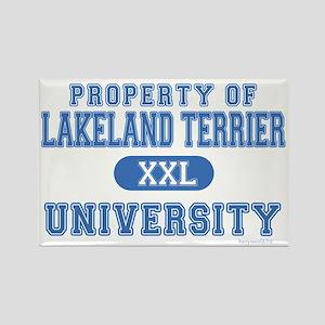 Lakeland Terrier U. Rectangle Magnet (10 pack)