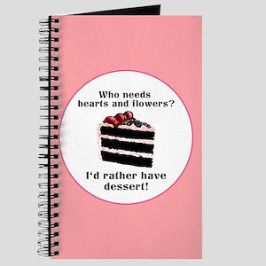 Rather Have Dessert-Lg Journal